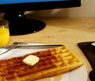 Keyboard Waffle Iron 3