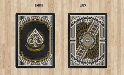 Alloy Playing Cards 9