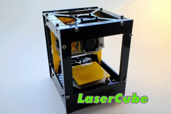Laser Cube10