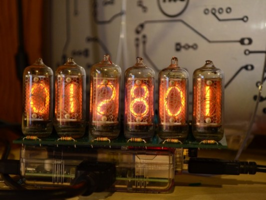Raspberry Pi Nixie1