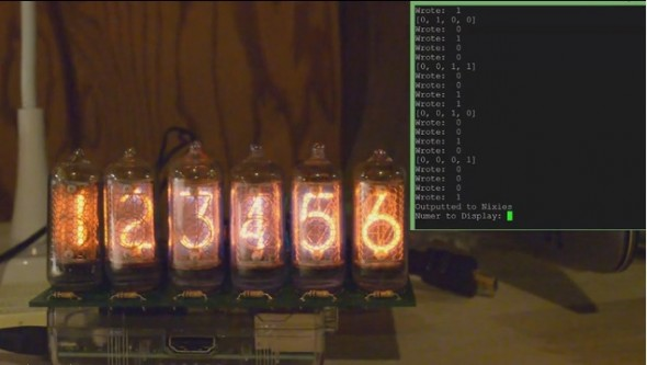 Raspberry Pi Nixie2