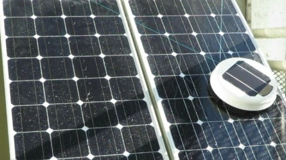 Scrobby Solar6