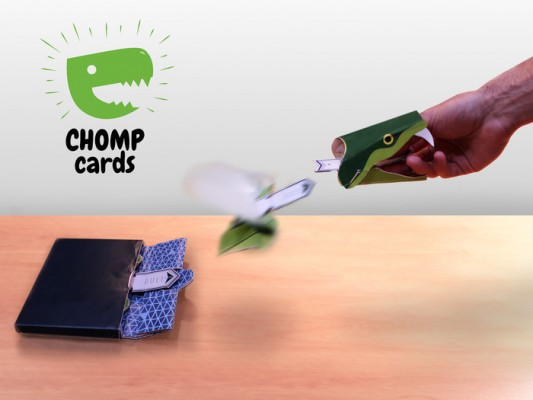 Chop Cards 1