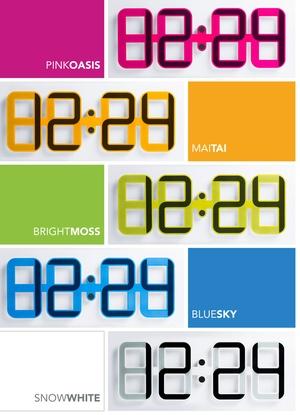 Clock ONE 8