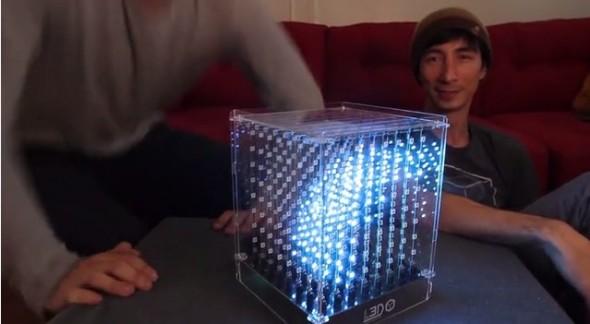 L3D Cube4