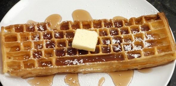 Keyboard Waffle Iron 2