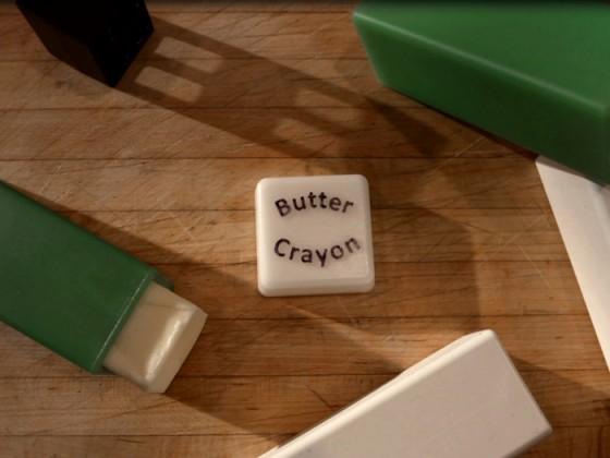 Butter Crayon 1