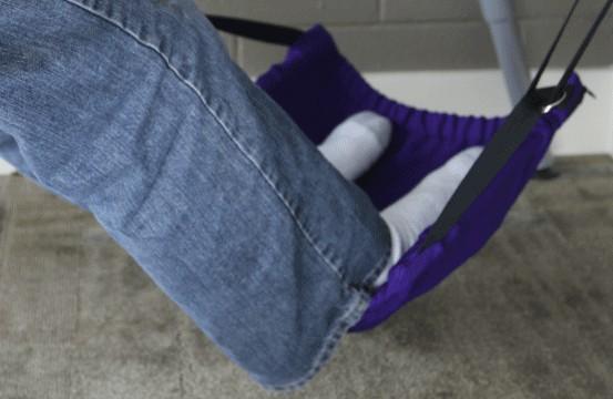 Foot Hammock 1