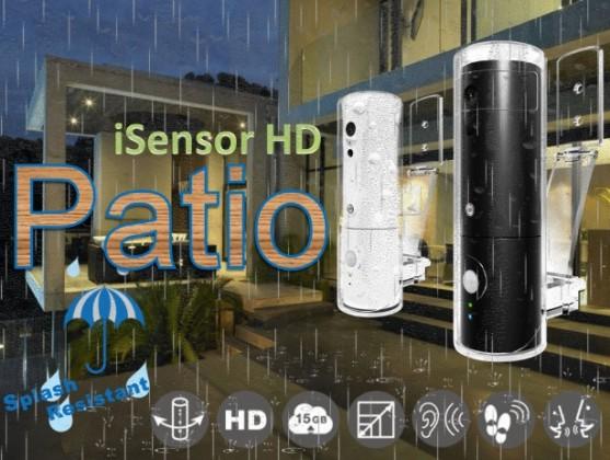 iSensor HD Patio1