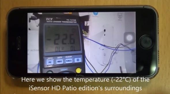 iSensor HD Patio6
