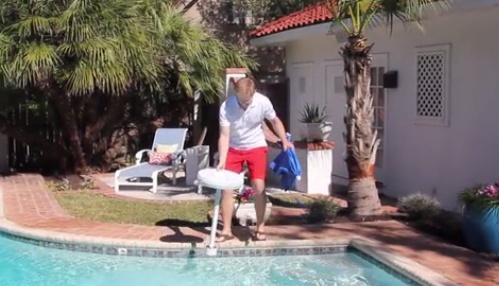 Pool Buoy 4