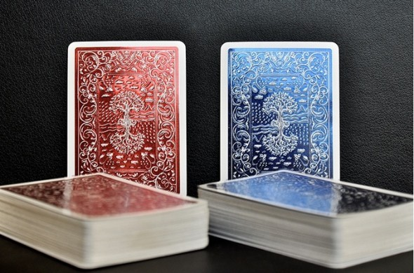 Impressions Foil Playing Cards 1