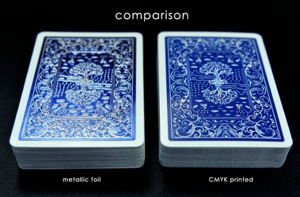 Impressions Foil Playing Cards 3
