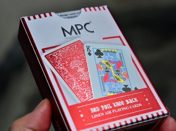 Impressions Foil Playing Cards 9