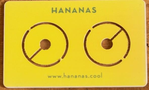 HANANAS 12