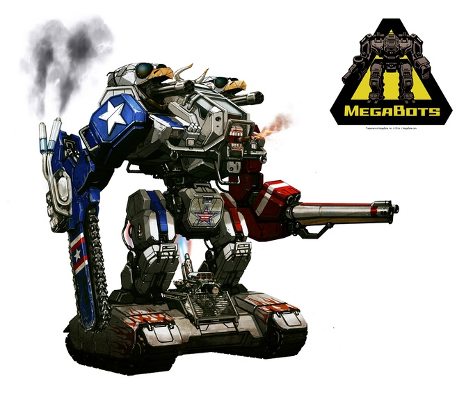 megabot5