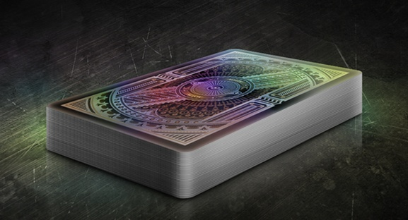Alloy Playing Cards 5
