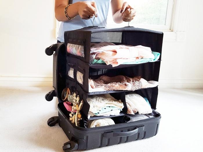 Luggashelf 12