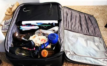 Luggashelf 3