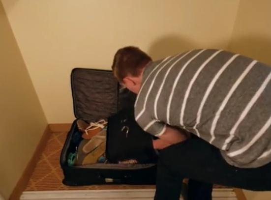 Luggashelf 5