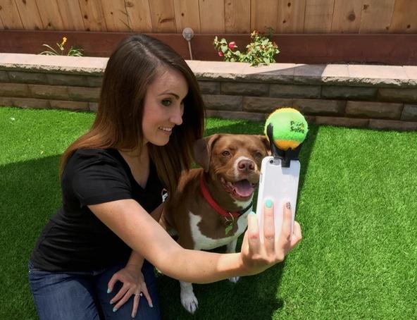 Pooch Selfie 1