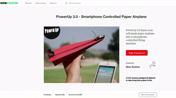 PowerUp FPV3