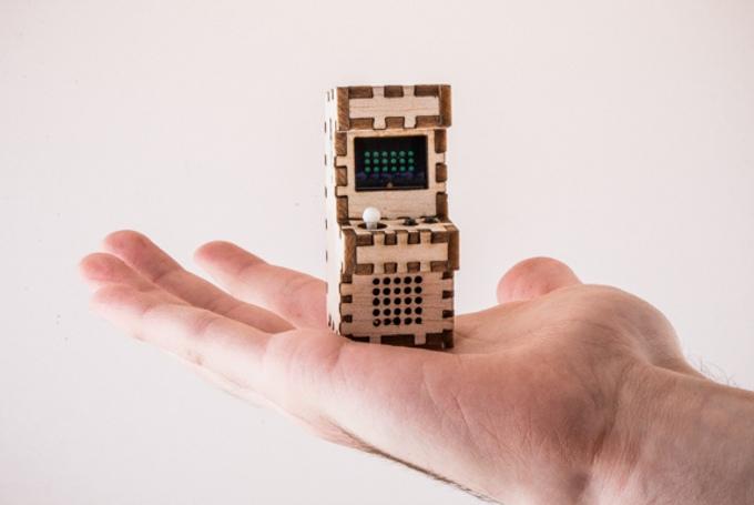 Tiny Arcade4